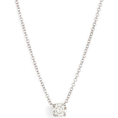 Bony Levy Liora Solitaire Diamond Pendant Necklace (Nordstrom Exclusive)