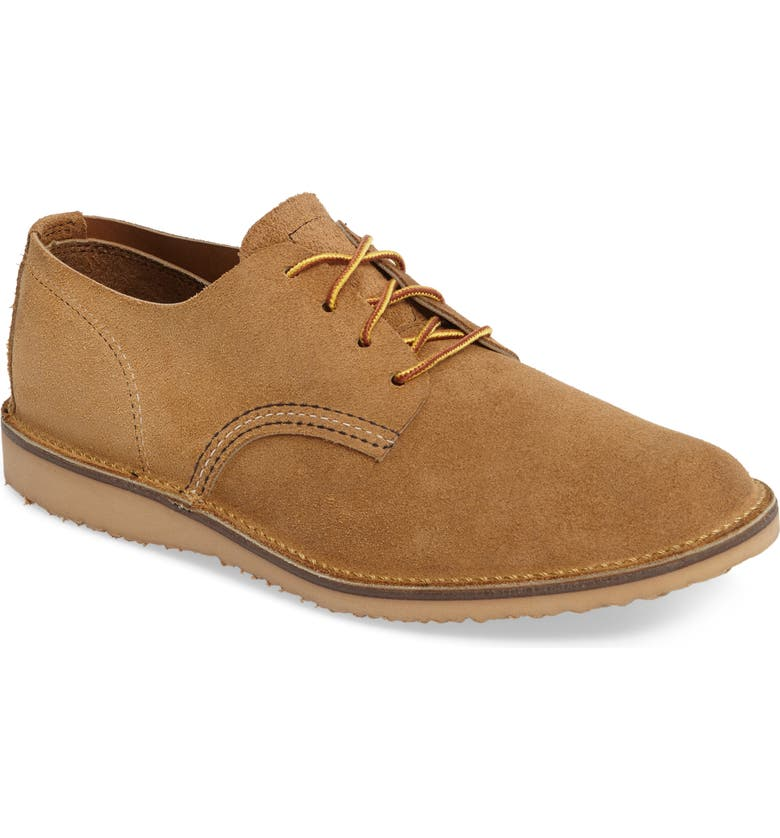 RED WING Oxford, Main, color, HAWTHRONE MULESKINNER