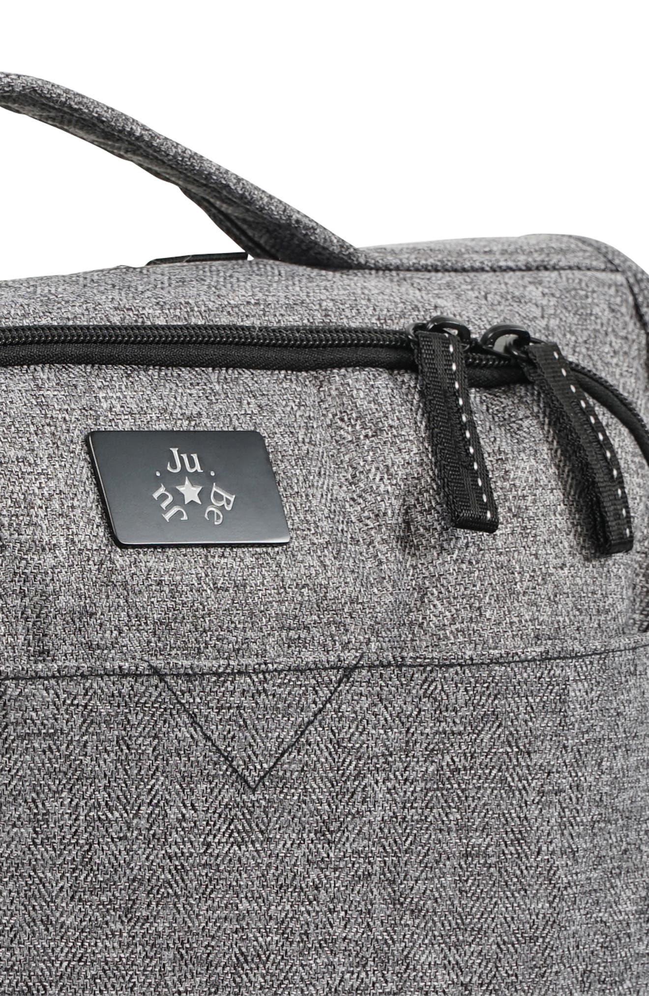 ,                             Classical Convertible Diaper Bag,                             Alternate thumbnail 5, color,                             GRAPHITE