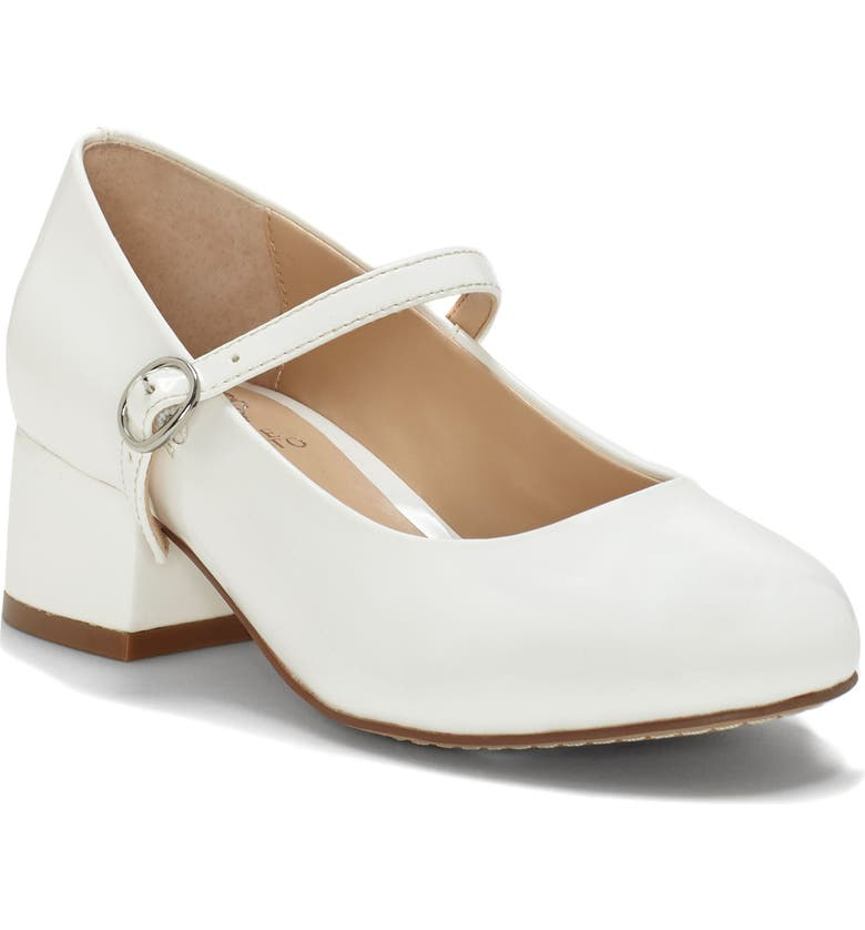 VINCE CAMUTO Brenna Mary Jane Pump, Main, color, WHITE