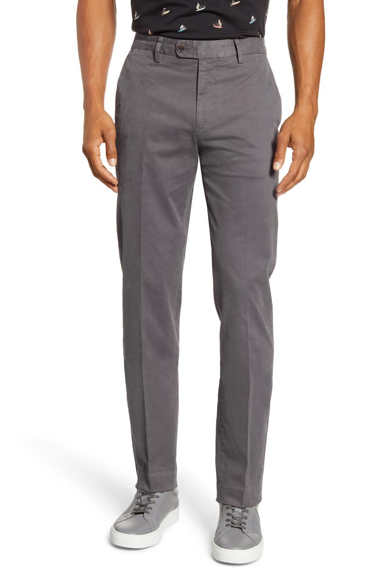 BONOBOS Slim Fit Premium Stretch Chinos, Main, color, 020