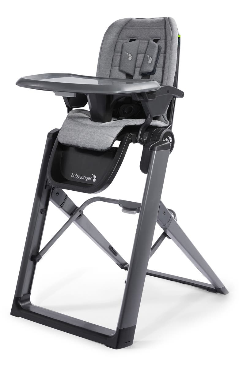 BABY JOGGER City Bistro<sup>™</sup> Highchair, Main, color, GRAPHITE