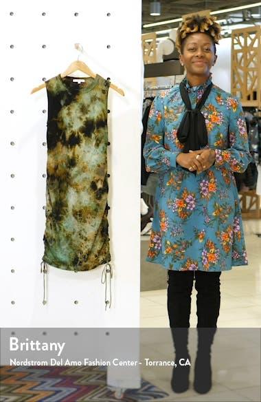 Lisbon Tie Dye Tank Dress, sales video thumbnail