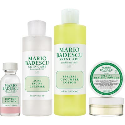 Mario Badescu Acne Skin Care Kit