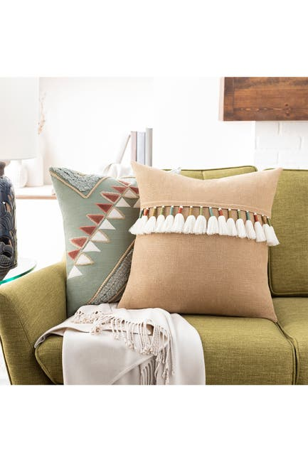 Image of SURYA HOME Byron Bay Pillow Cover
