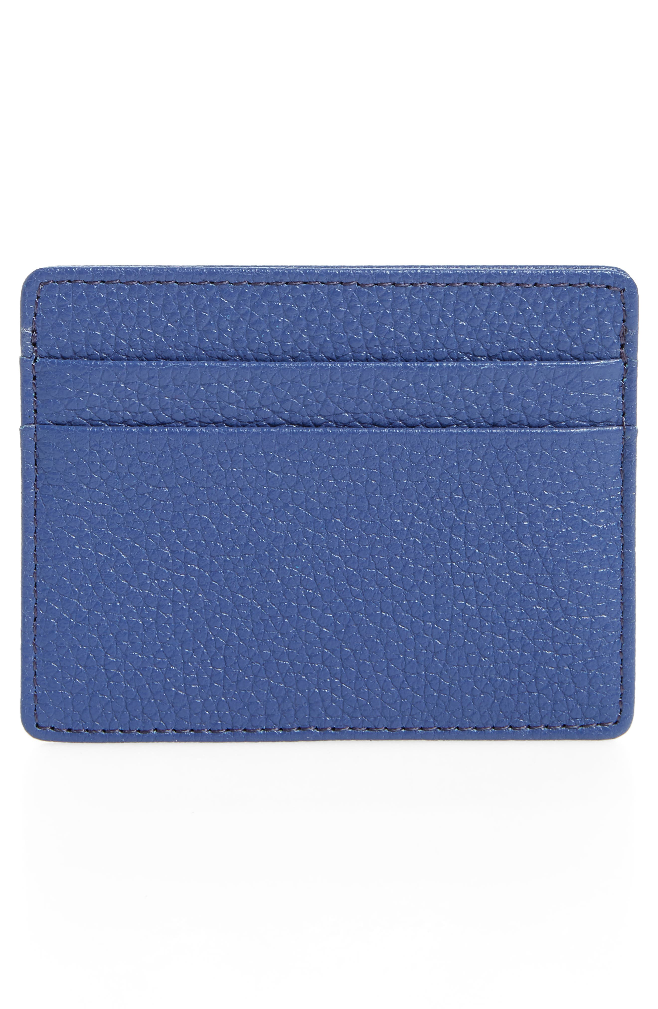 ,                             Jamie Leather Card Case,                             Alternate thumbnail 28, color,                             402