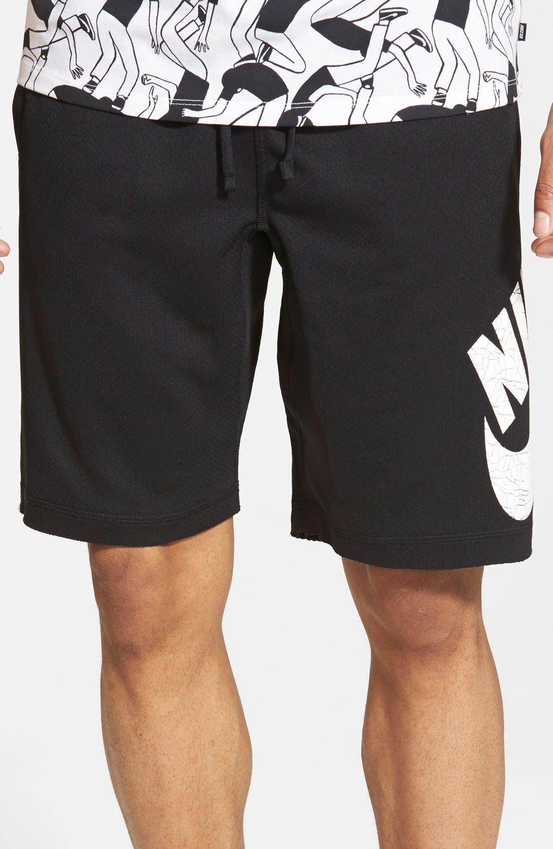 ,                             SB 'Sunday' Dri-FIT Shorts,                             Main thumbnail 1, color,                             010