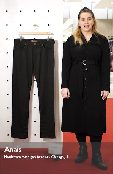 Courage Straight Leg Tweed Pants, sales video thumbnail