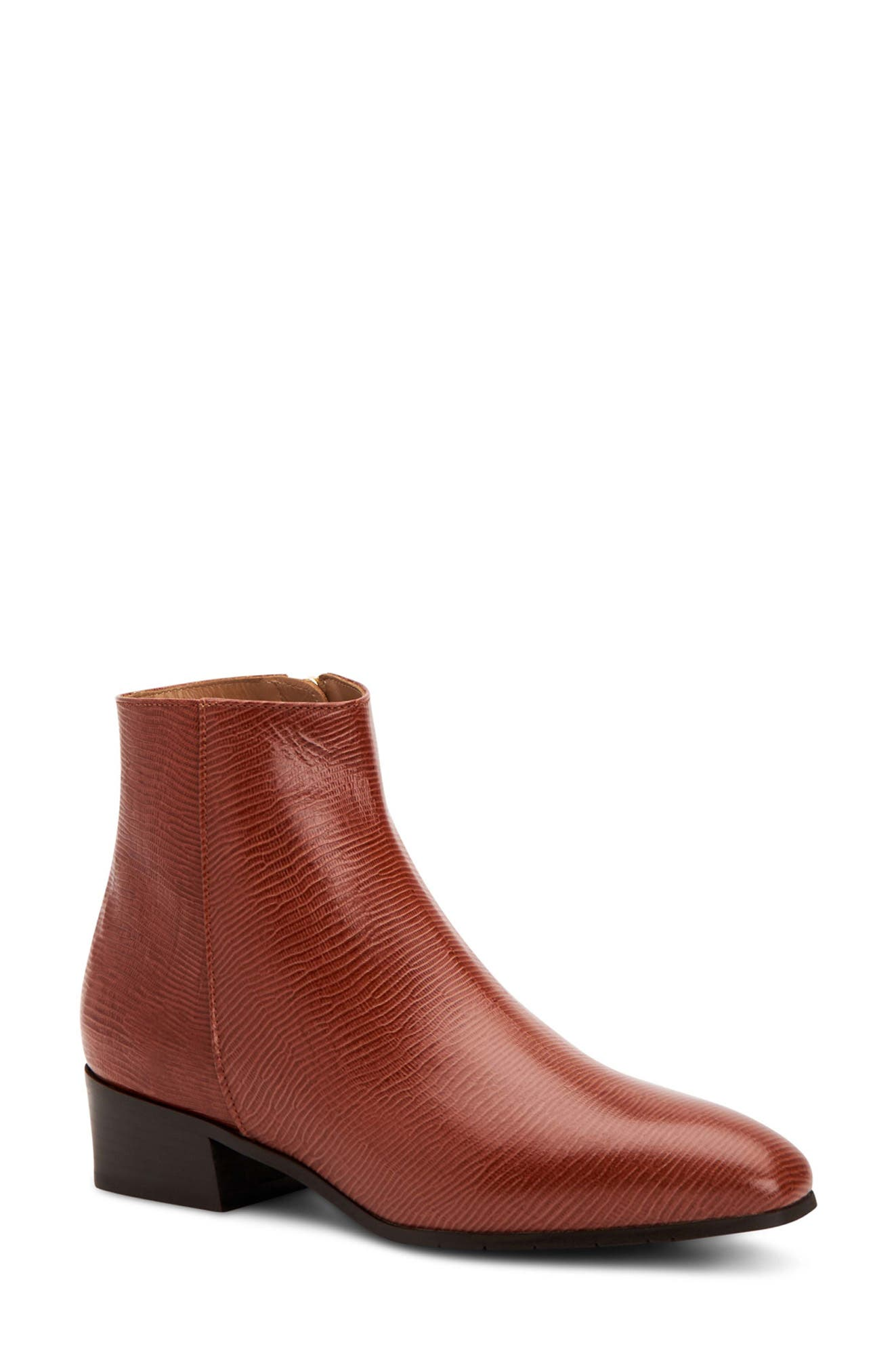 Fuoco Water Resistant Bootie
