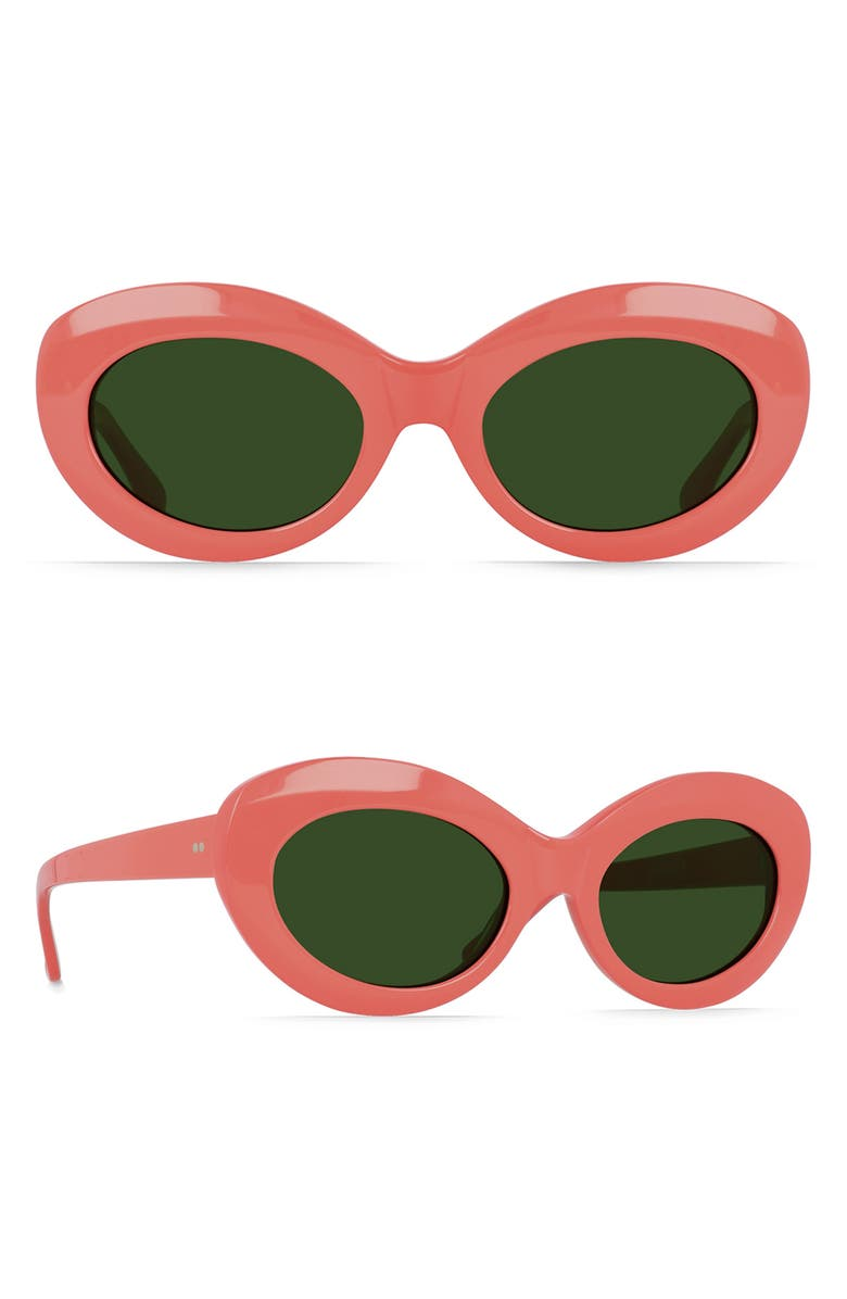 RAEN x Alex Knost Ashtray 50mm Oval Sunglasses, Main, color, 601