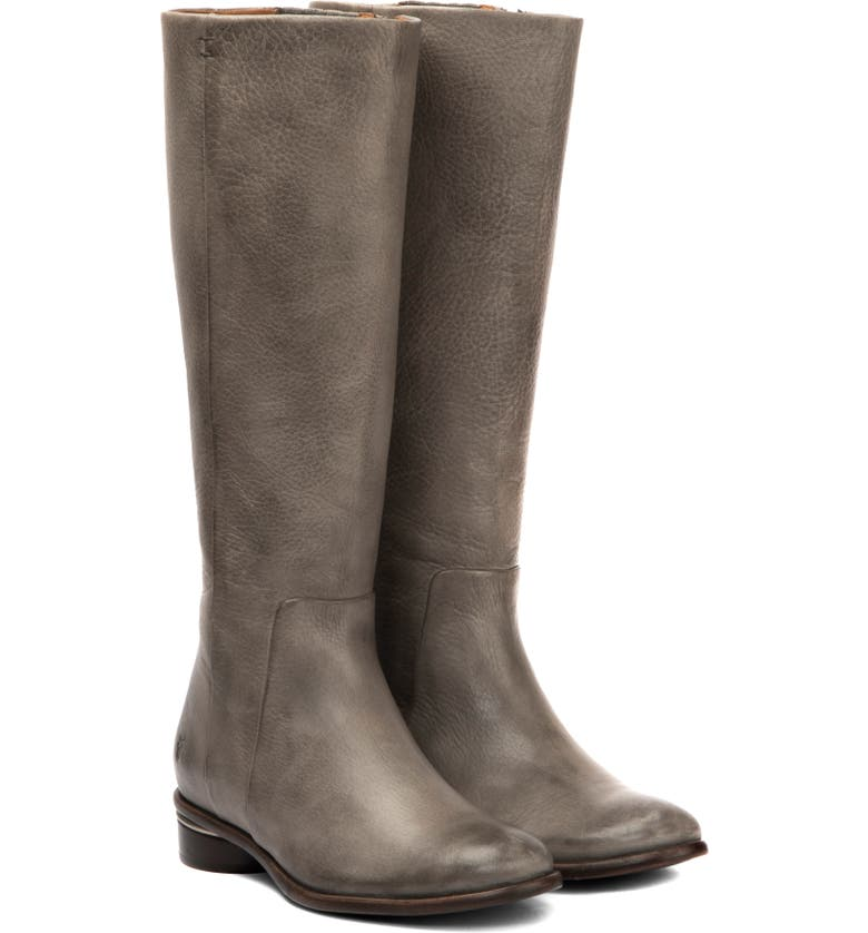 FRYE Charlie Seam Boot, Main, color, SILVERSTONE LEATHER