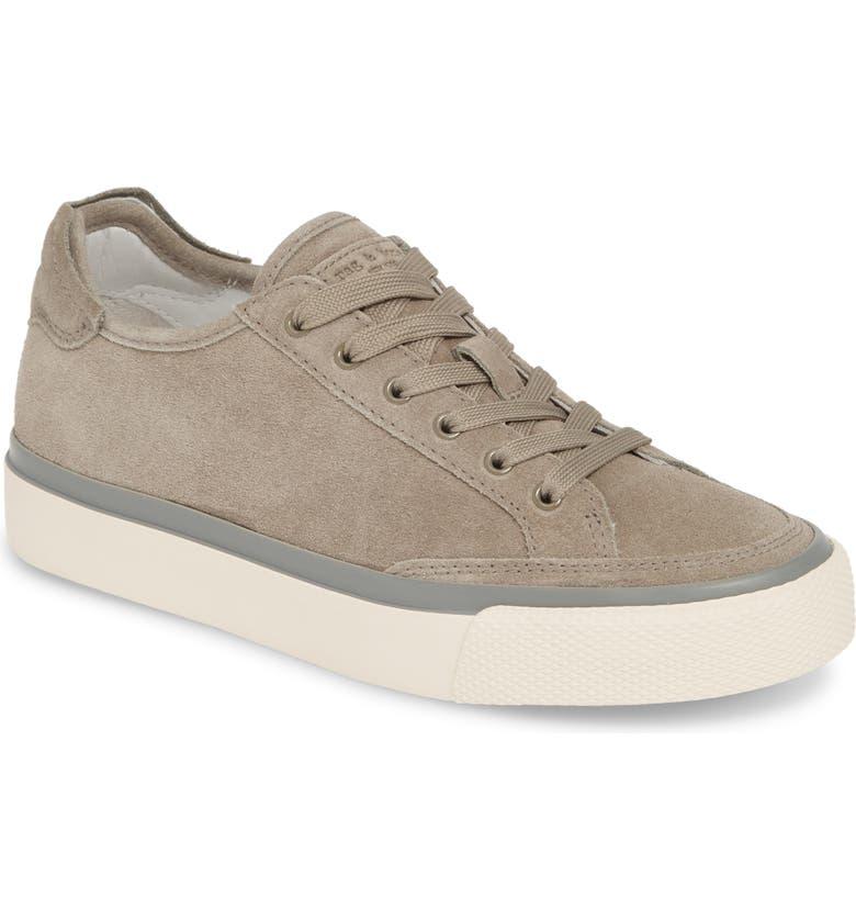 RAG & BONE Army Low Top Sneaker, Main, color, CEMENTO