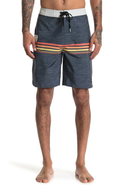 Image of Rip Curl Side Line Print Board Shorts