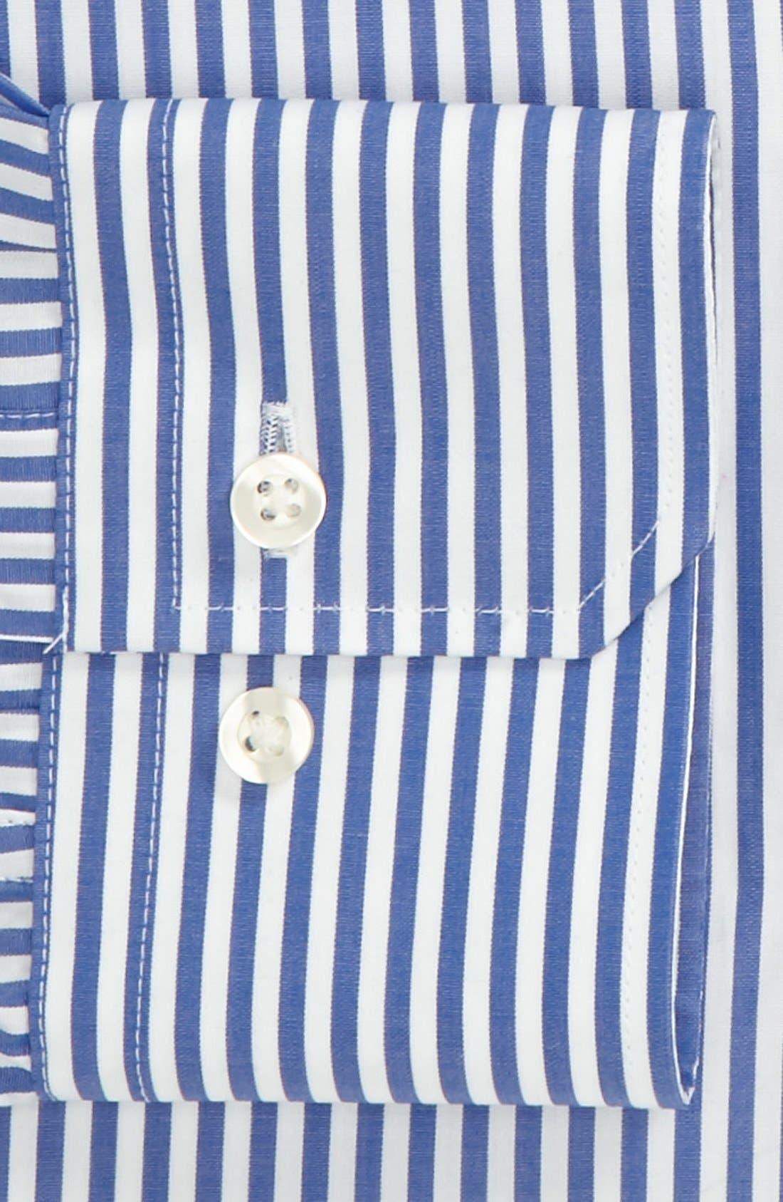 ,                             Trim Fit Dress Shirt,                             Alternate thumbnail 2, color,                             400