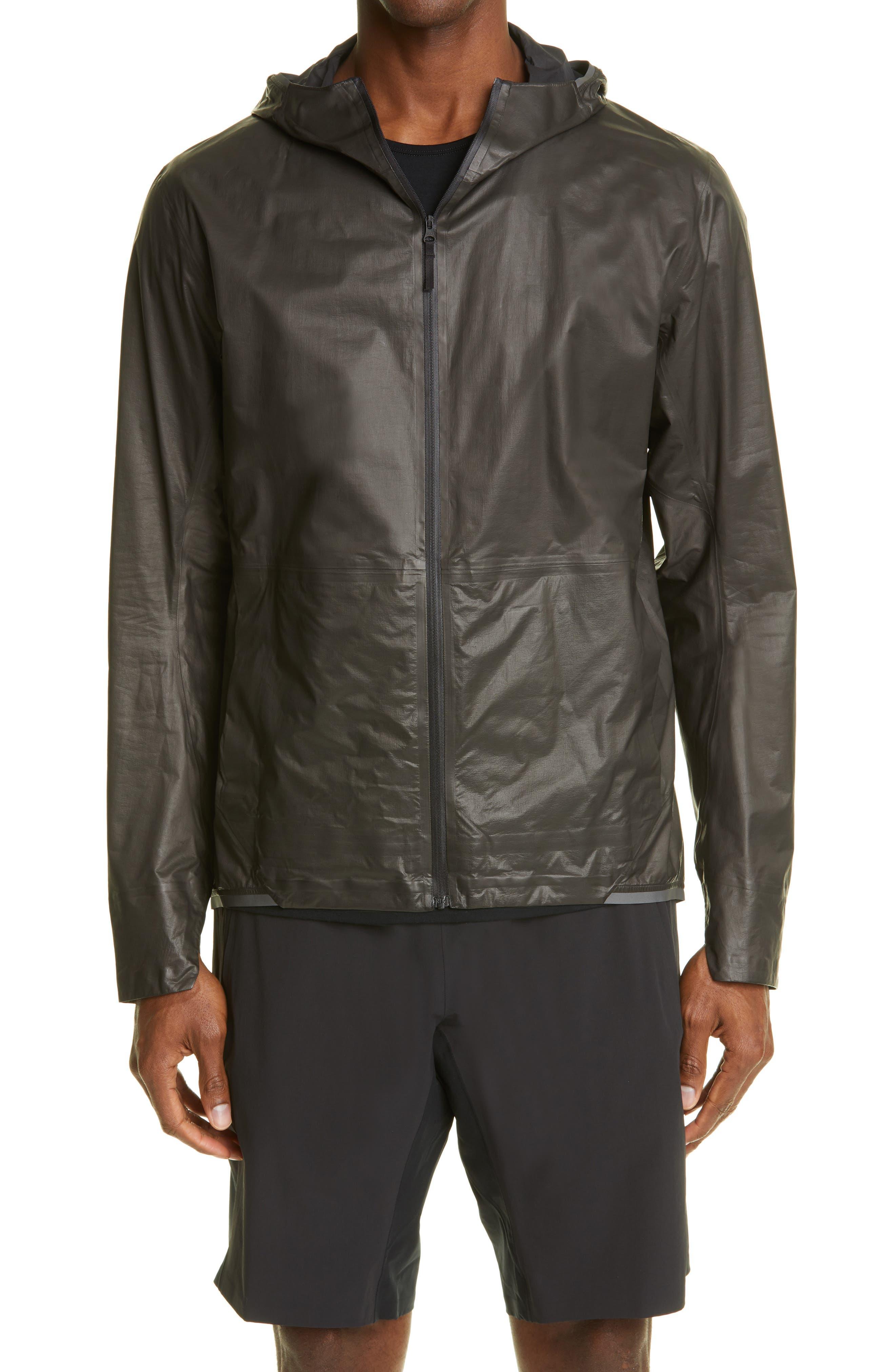 Men's Veilance Men's Rhomb Gore-Tex Shakedry(TM) Waterproof Packable Jacket