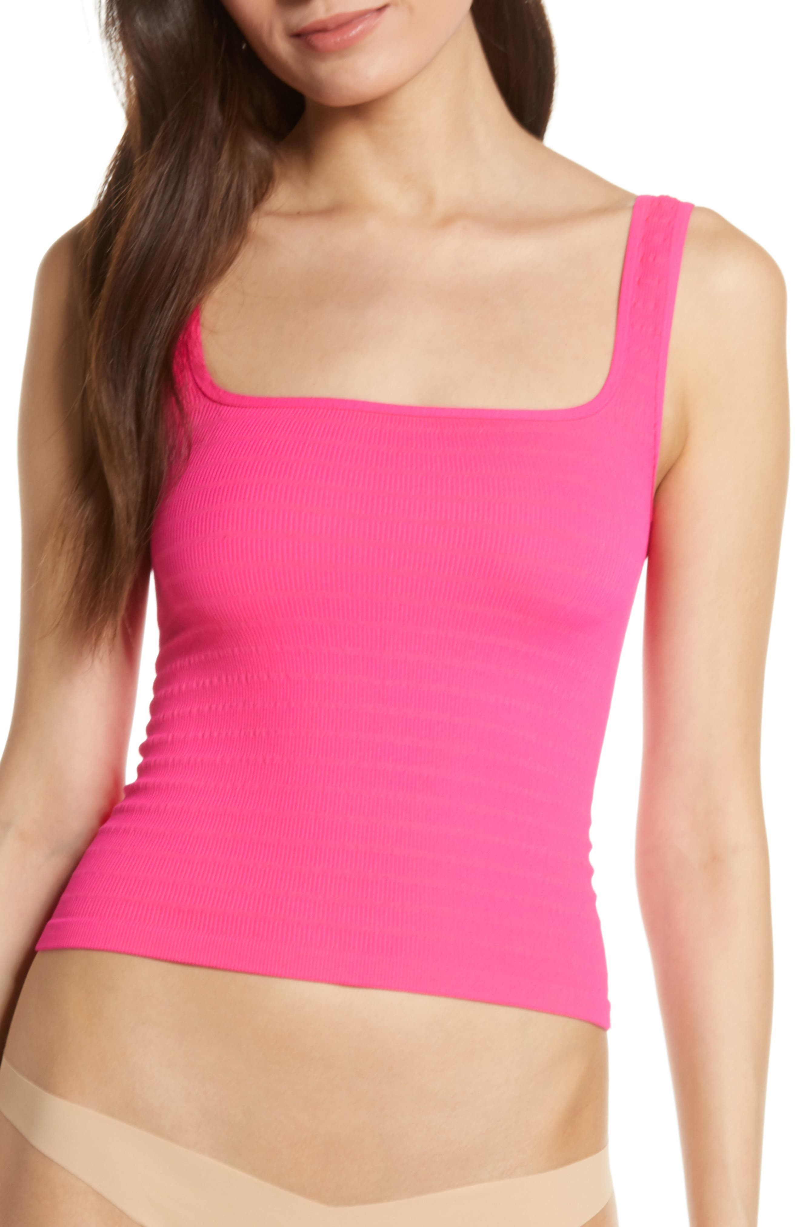 ,                             Intimately FP Square One Seamless Camisole,                             Main thumbnail 49, color,                             664