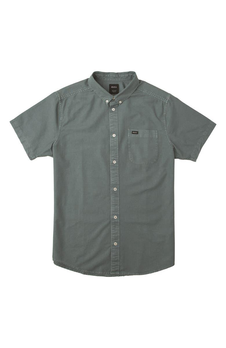 RVCA That'll Do Butter Woven Shirt, Main, color, 531