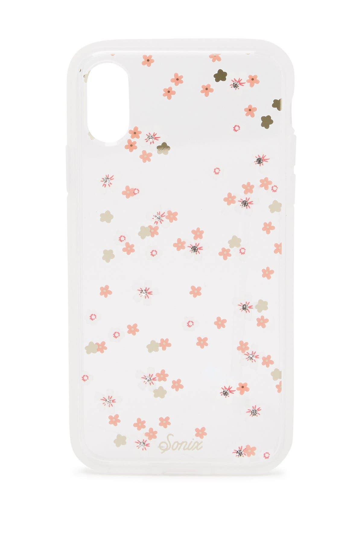 Image of SONIX Rhinestone Floral Bunch iPhone X/Xs Case