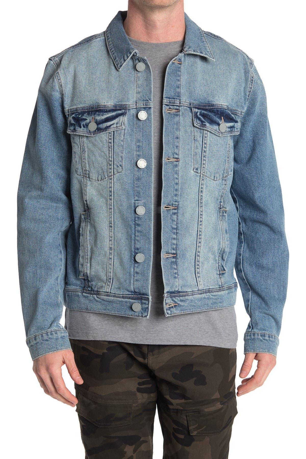 Image of Articles of Society Jackson Denim Jacket