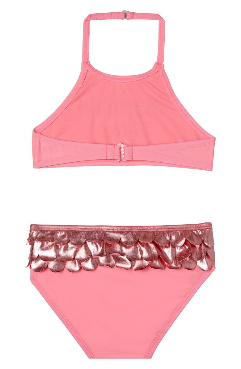HULA STAR Mermaid Life Two-Piece Swimsuit, Main, color, 650