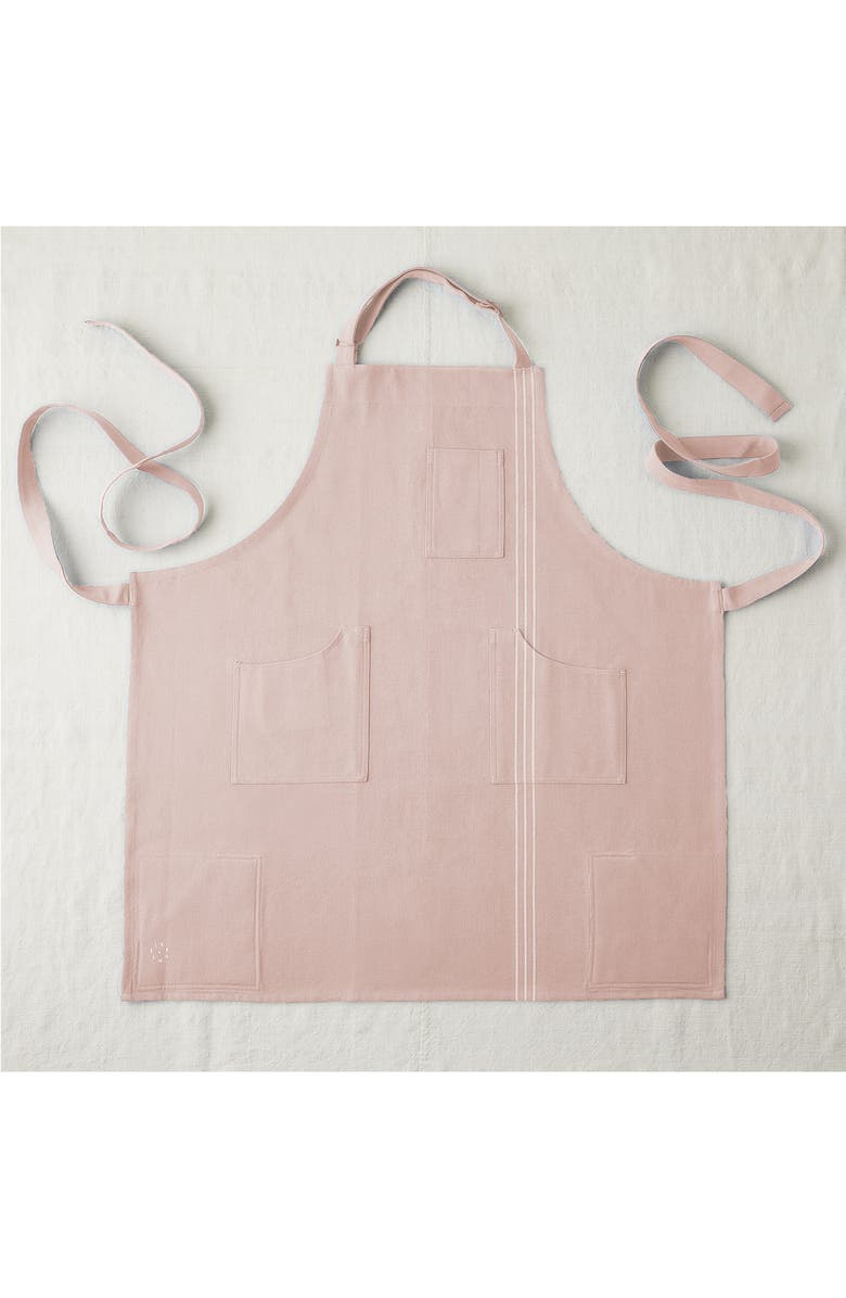 FIVE TWO BY FOOD52 Ultimate Apron, Main, color, RHUBARB