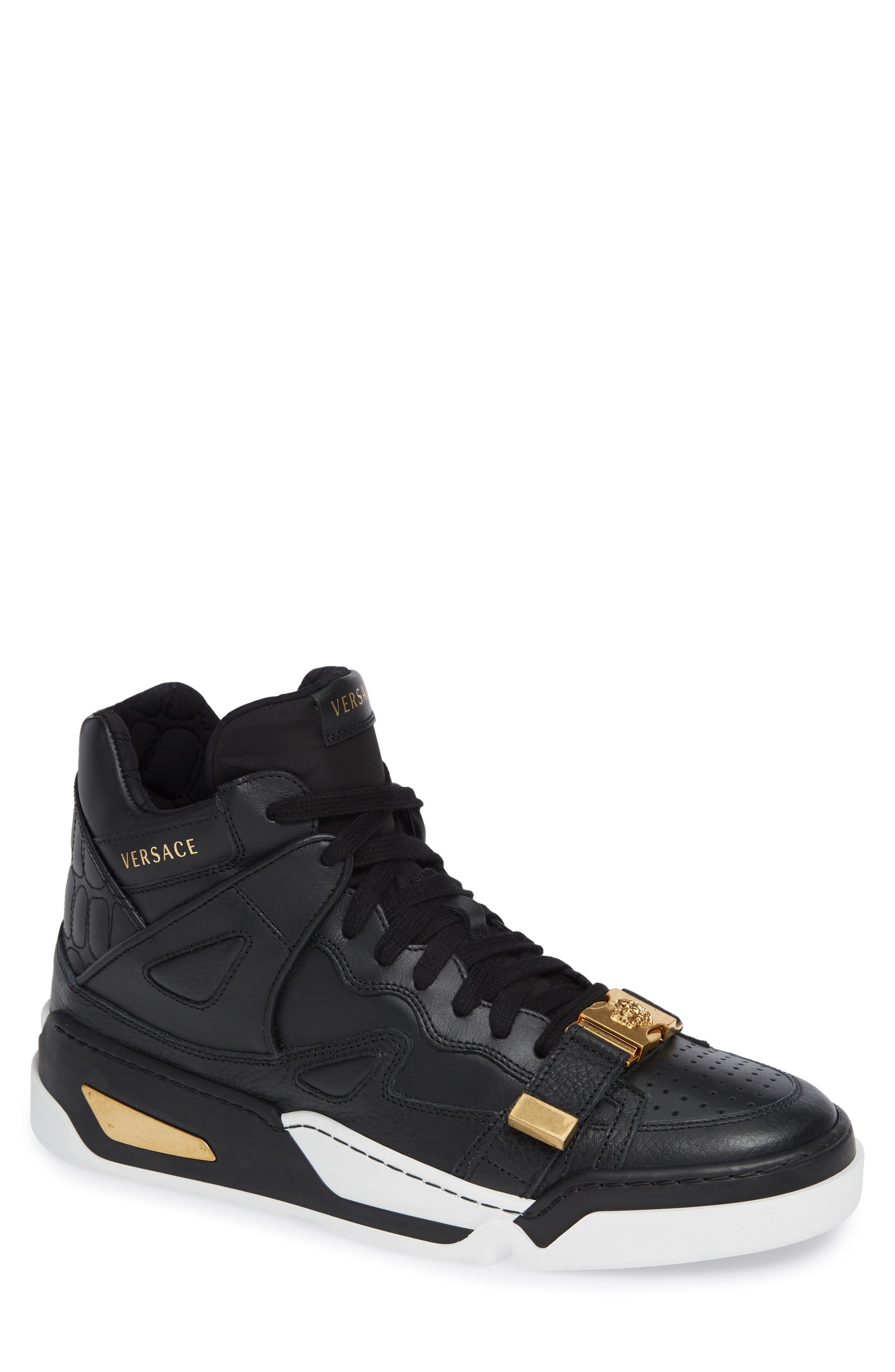 Versace Atlas Mid Top Sneaker (Men