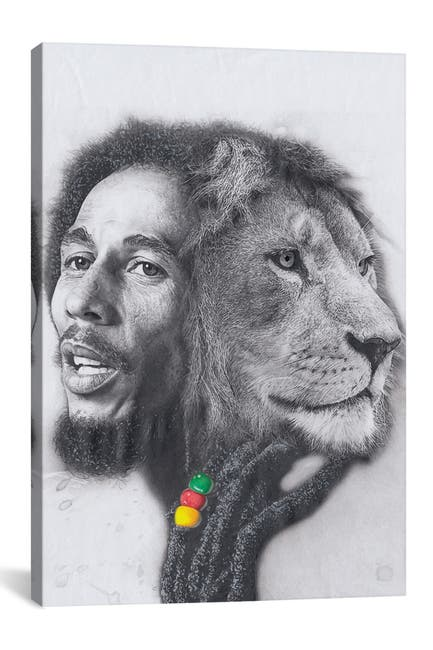 Image of iCanvas King Marley by Josiah Jones