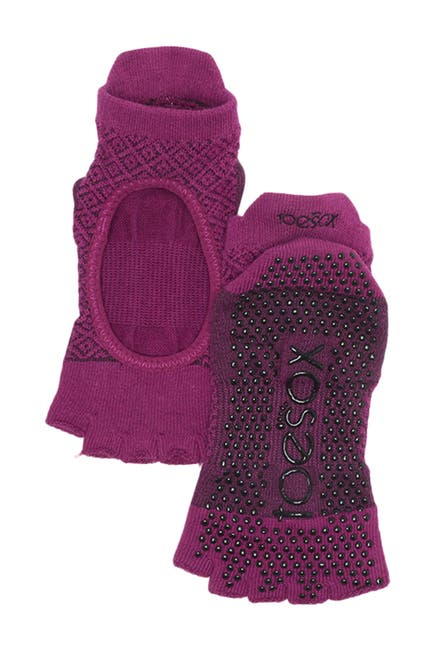 Image of ToeSox Half Toe Bellarina Grip Socks