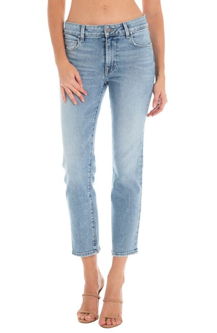 Image of FIDELITY DENIM Cher Crop Jeans