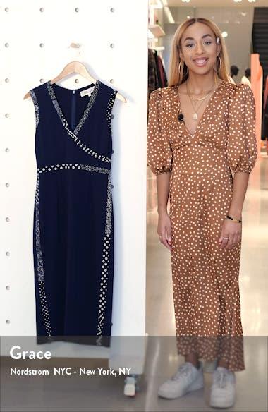 Anissa Sheath Dress, sales video thumbnail