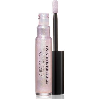 Laura Geller Beauty Color Luster Lip Gloss Hi-Def Top Coat - Diamond Dust