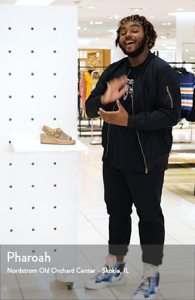 Arc Espadrille Wedge Sandal, sales video thumbnail