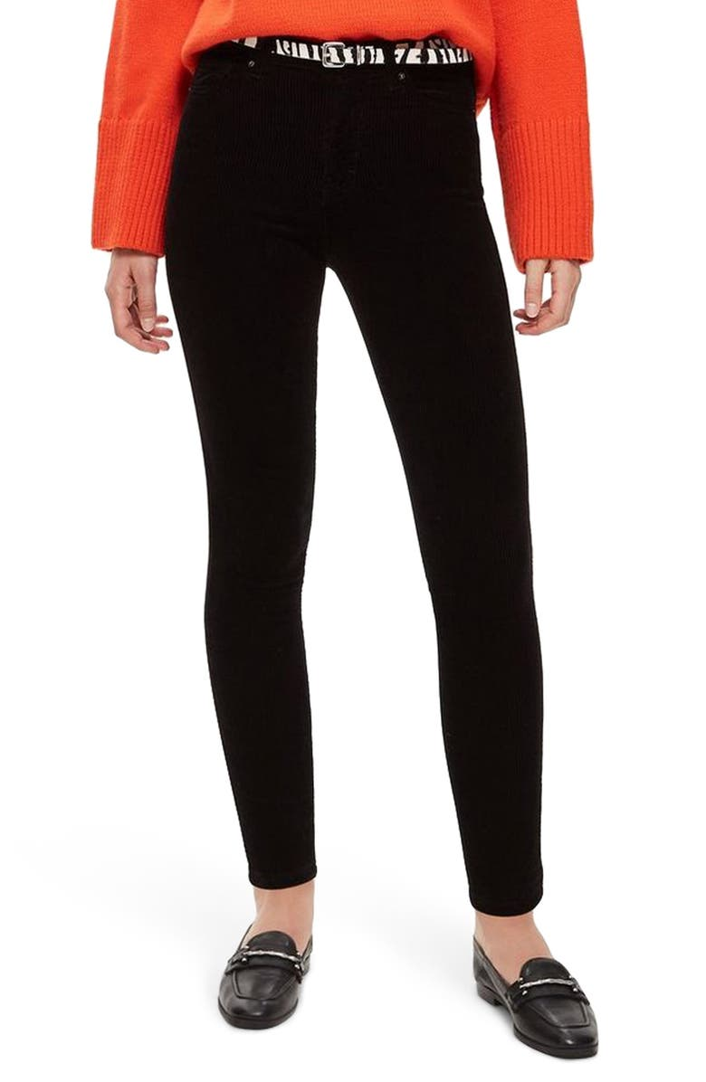 hot new products speical offer buy best Topshop Moto 'Jamie' Corduroy Skinny Jeans | Nordstrom