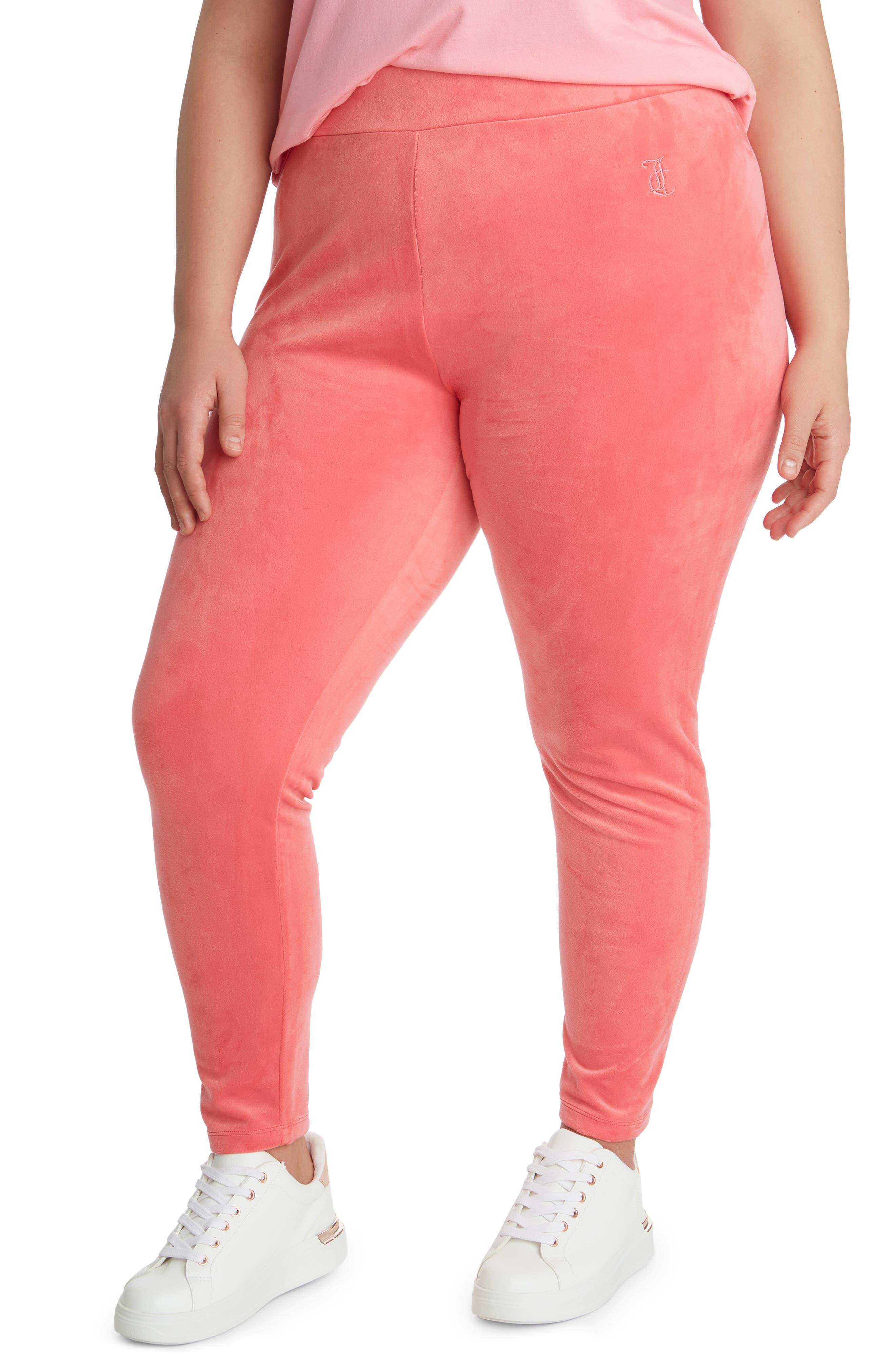 Women's Stretch Velour Leggings
