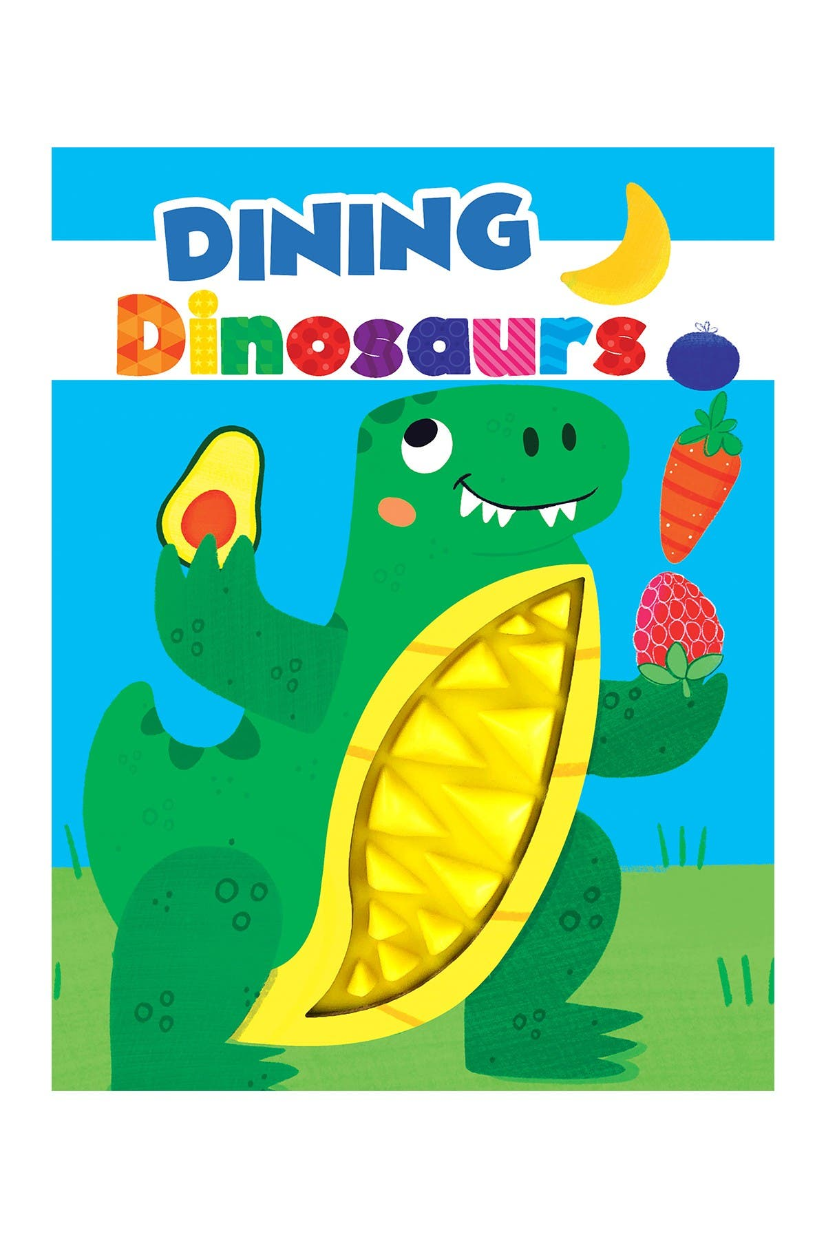 Image of LITTLE HIPPO BOOKS Dining Dinosaurs