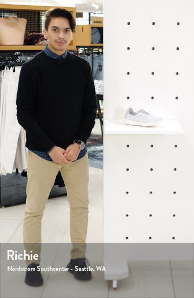 'Victoria' Woven Elastic Sneaker, sales video thumbnail