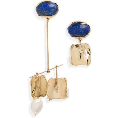 Faris Badoula Mismatched Earrings