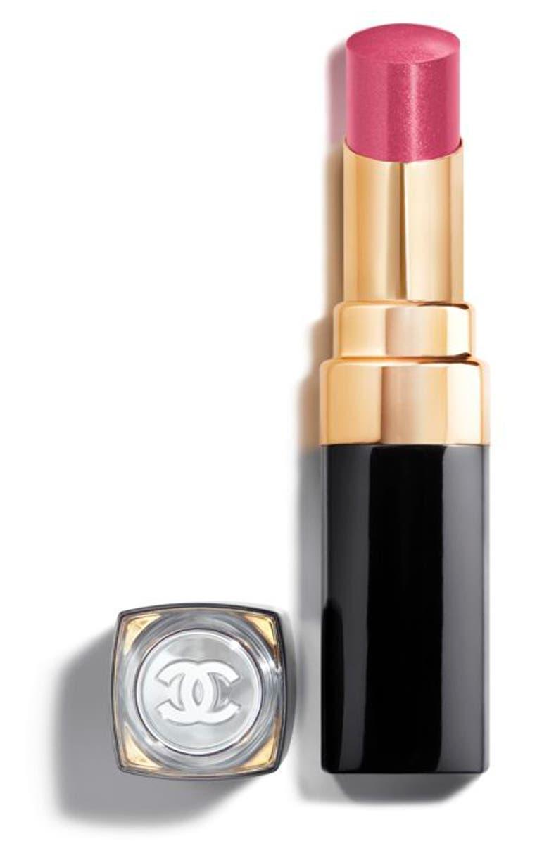 CHANEL ROUGE COCO FLASH <br />Lipstick, Main, color, 112 EAU DE ROSE