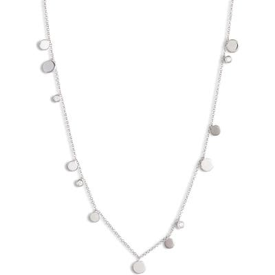 Ef Collection Diamond Confetti Necklace