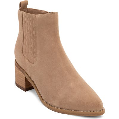 Blondo Elvina Waterproof Bootie, Beige