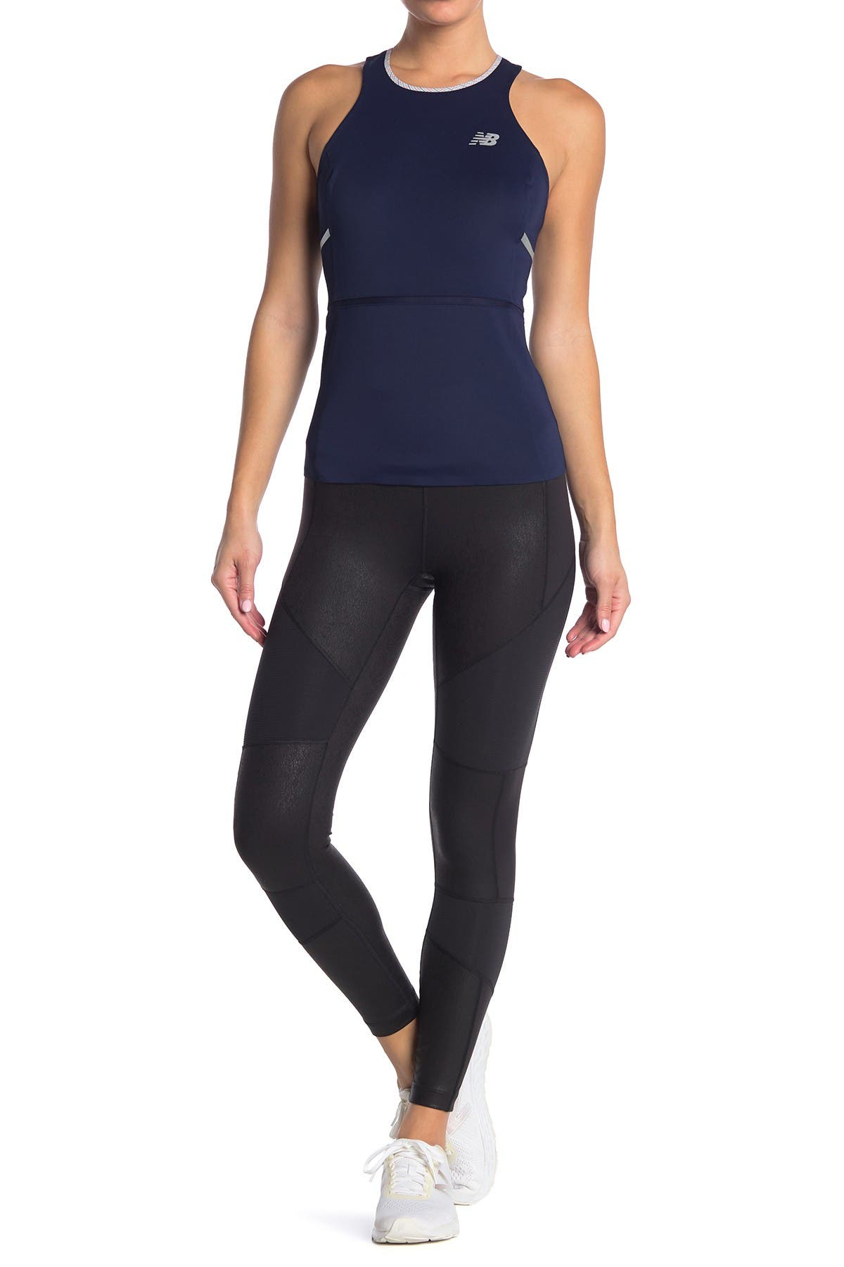 Image of New Balance Determination Solid Tights