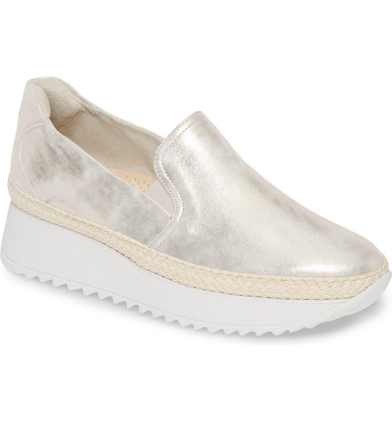 PAUL GREEN Candice Slip-On Platform Sneaker, Main, color, 047