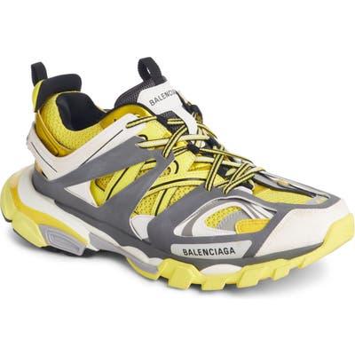 Balenciaga Track Sneaker, Yellow