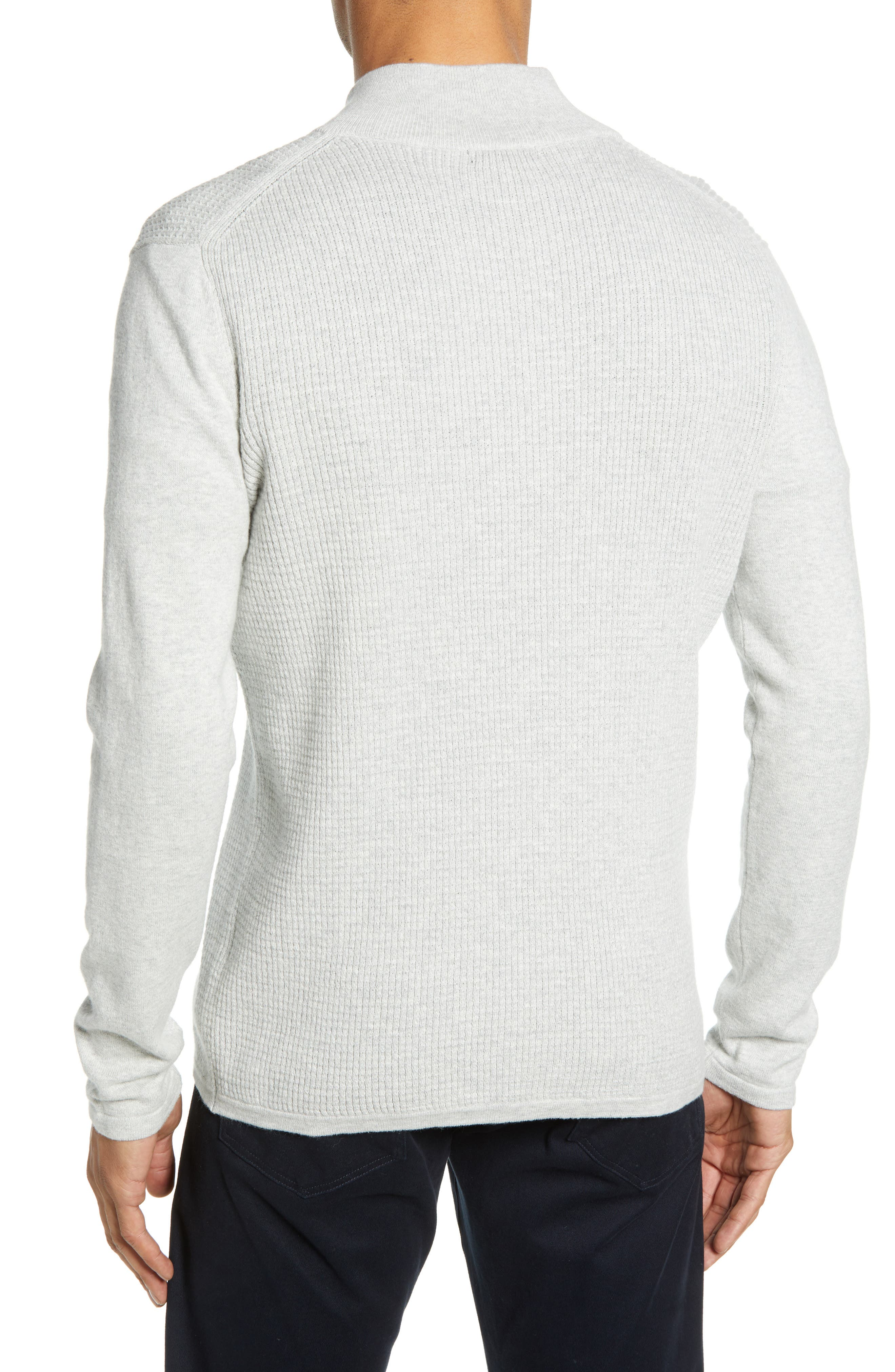 ,                             Higgins Quarter Zip Sweater,                             Alternate thumbnail 8, color,                             102