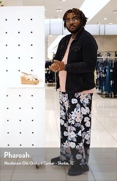 Julia Slingback Wedge Sandal, sales video thumbnail