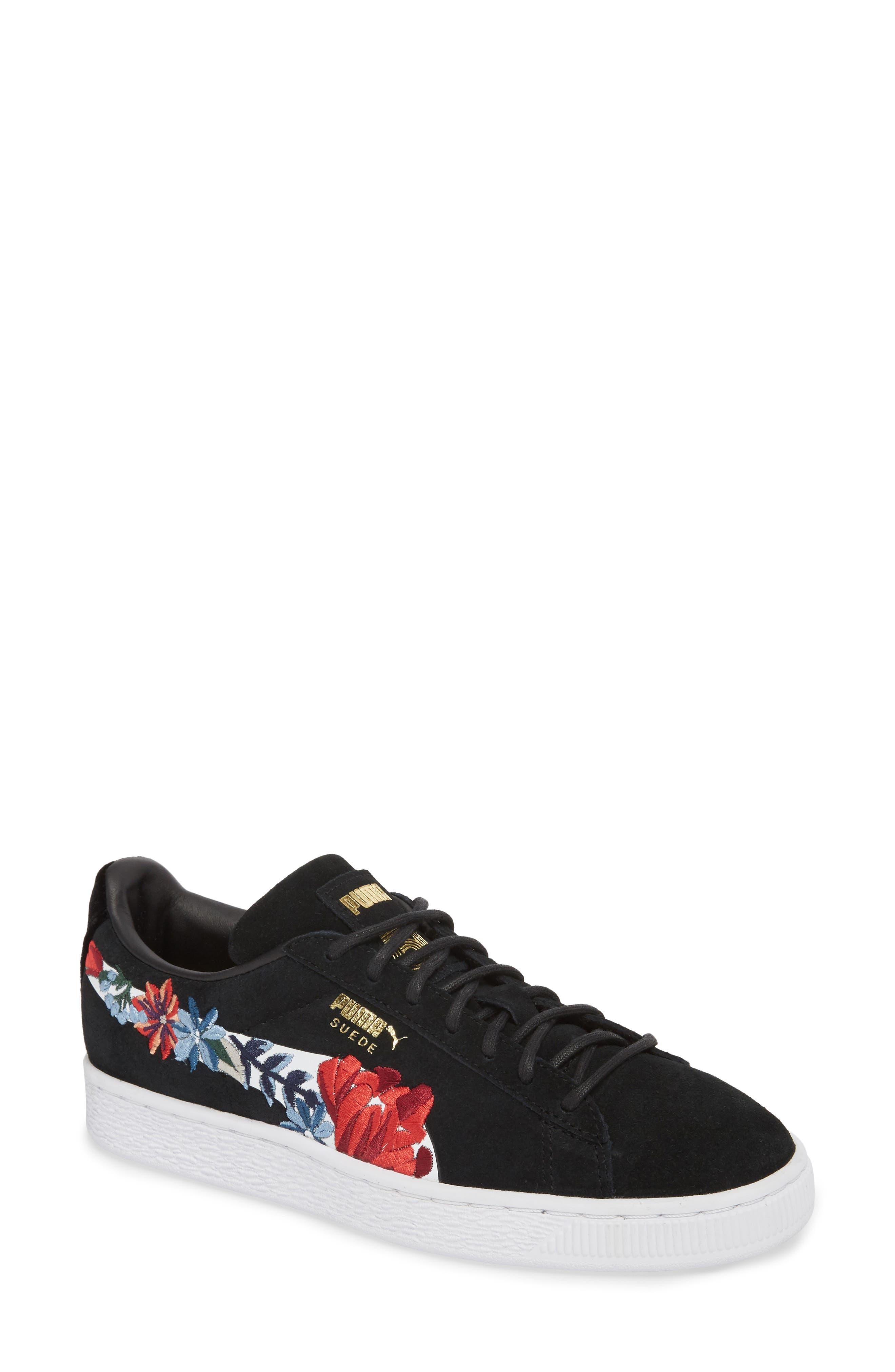 PUMA | Suede Hyper Embellished Sneaker