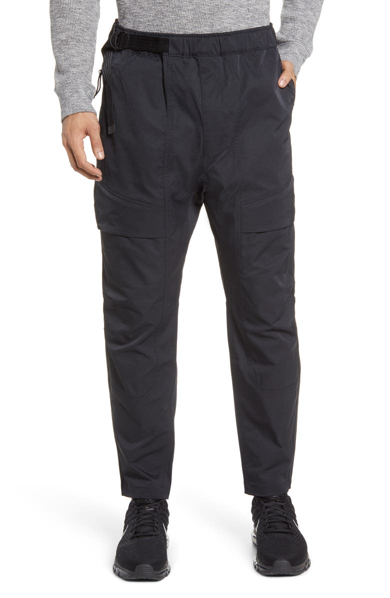 NIKE Tech Pack Pants, Main, color, BLACK/ BLACK/ BLACK