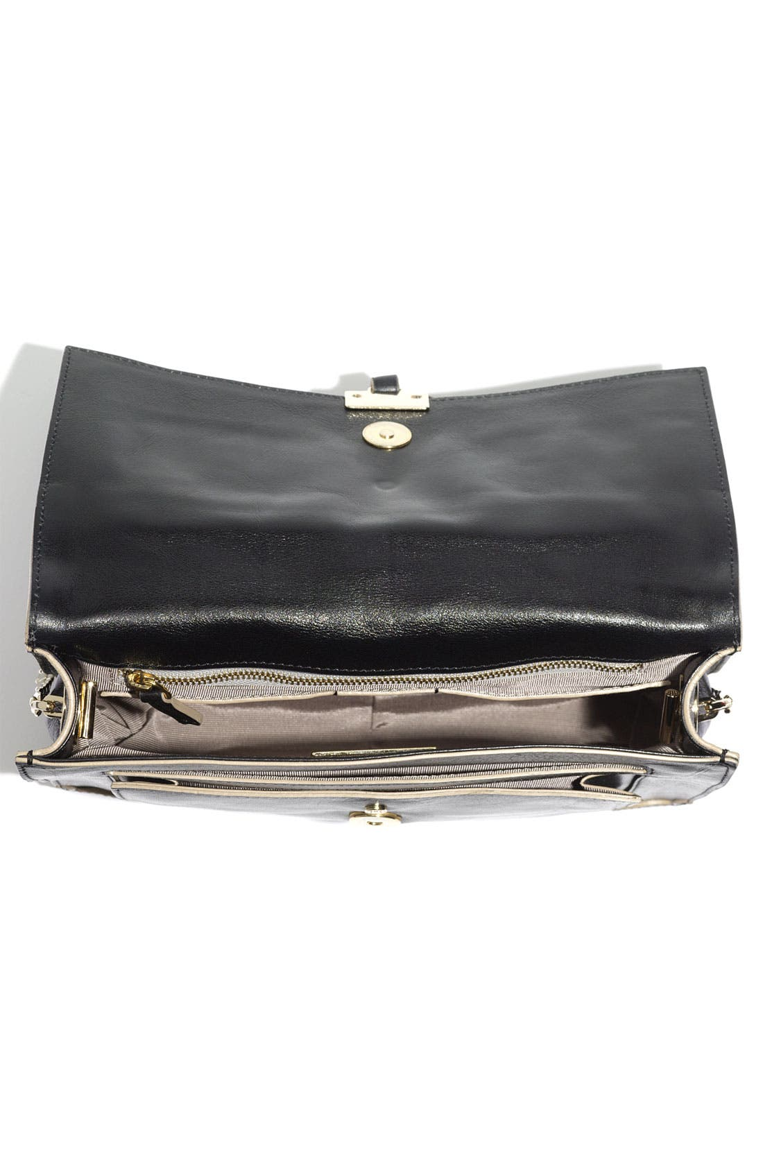 ,                             Jason Wu 'Jourdan' Calfskin Leather Shoulder Bag,                             Alternate thumbnail 2, color,                             001