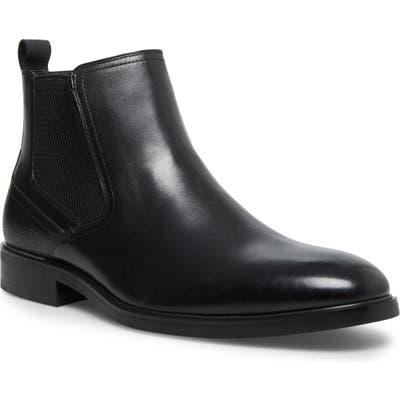 Steve Madden Afinity Chelsea Boot, Black