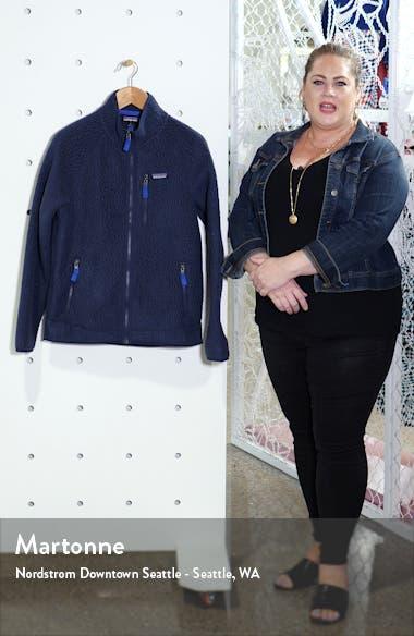 Retro Pile Fleece Jacket, sales video thumbnail
